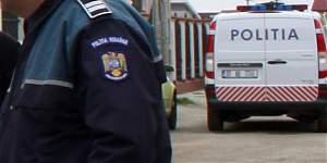 uniforma-politist-si-masina-politie
